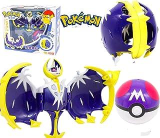 Lijia Pokemon Pokemon Pikachu Dragon qui écoute le feu Pokémon Figurine de Pokémon dans une boîte aveugle