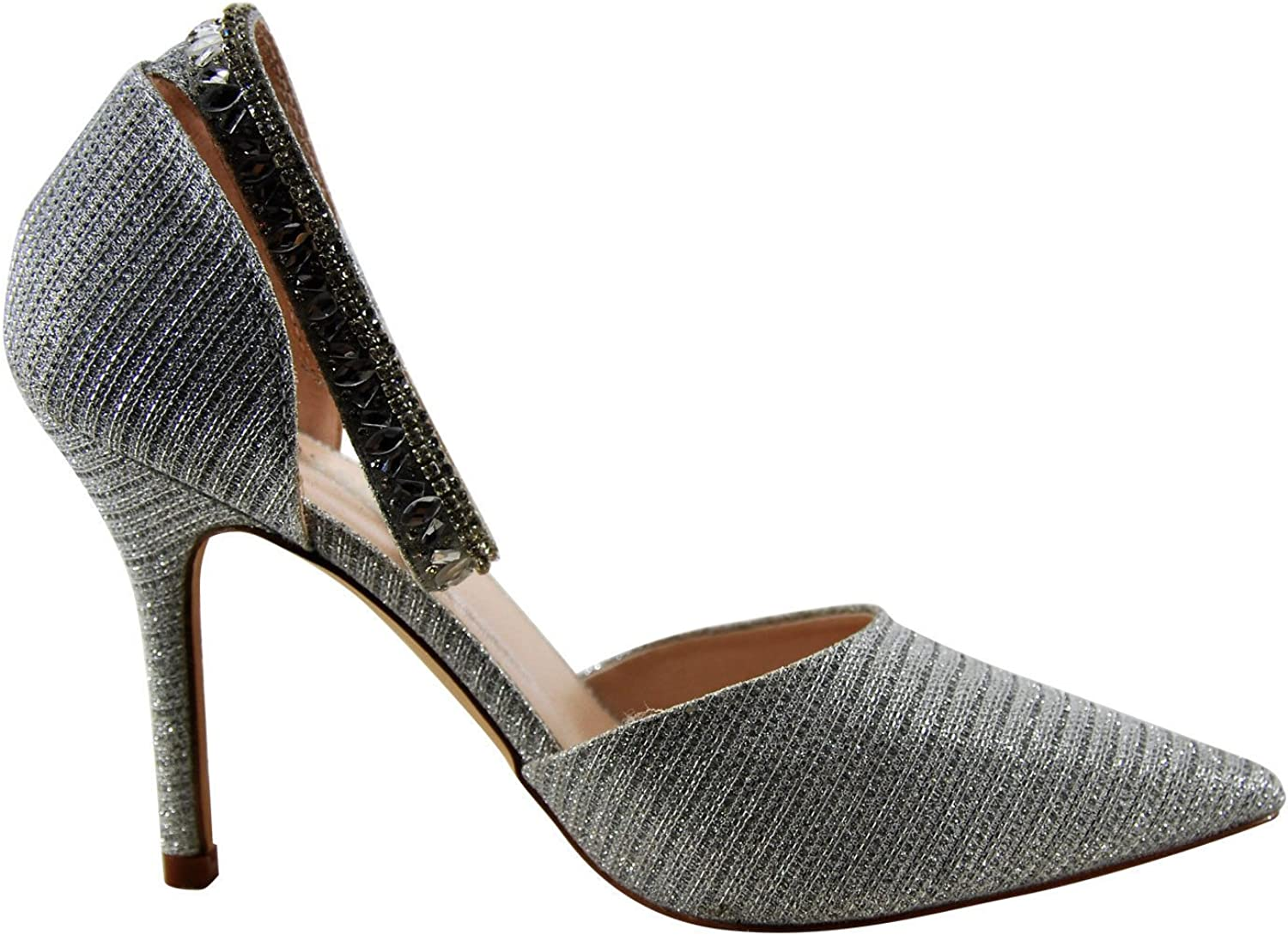 Blossom Renzo 65 Women's Pointed Toe Ankle Strap Heel