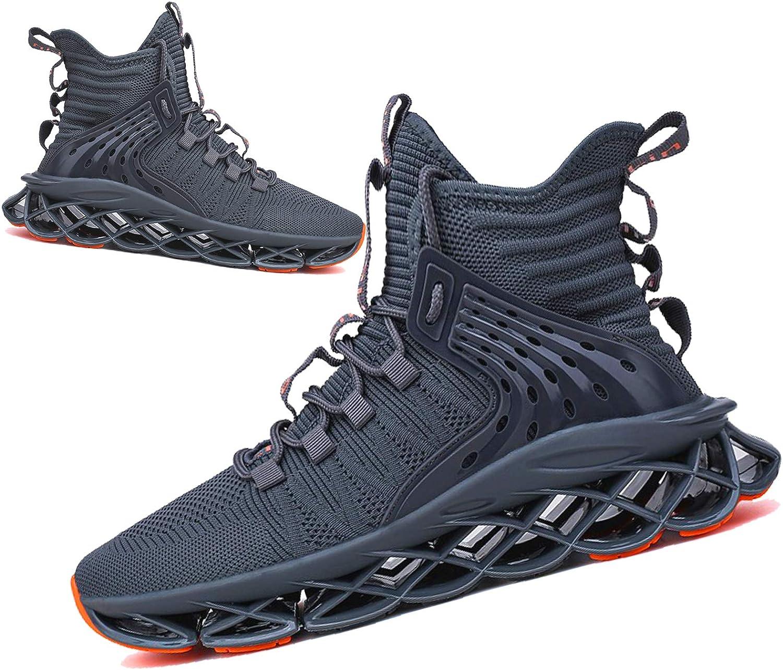 Drantren Men's Running Shoes Slip Athletic Max 79% Low price OFF On Sneaker Sock Blade