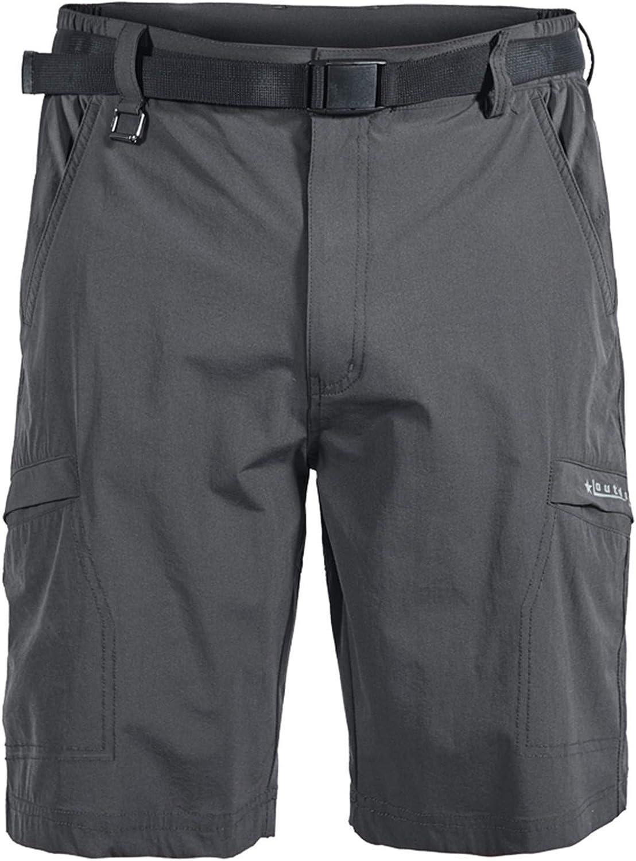 Yiqinyuan Quick-Drying Shorts Men Casual Workout Military Hiking Fishing Shorts Clothing Nylon Loose Cargo Shorts
