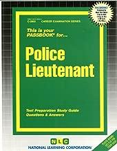 Best police lieutenant exam Reviews
