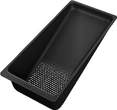 hansgrohe Multifunctionele zeef F14 (accessoires keukenaanrecht, afdruipzeef) matzwart