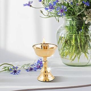 Shubhkart Akhand Jyot Brass Diya 170 gm