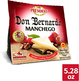 President Don Bernardo Manchego Viejo Cheese, 5.28 oz