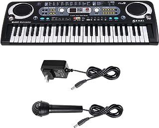 Boshen Portable Electric Keyboard Electronic Organ Bulit in