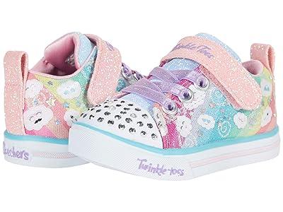 SKECHERS KIDS Twinkle Toes Sparkle Lite Rainbow Shines 314759N (Toddler)