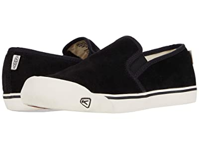 KEEN Coronado III Slip-On (Black Suede) Men