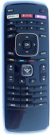 Vizio Remote Control XRV4TV for almost all Vizio brand LCD and LED TV E320I-A2