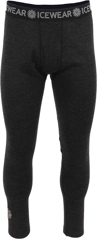 Hvítanes Men's Merino Wool Long Johns