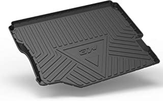 JL New Body Style - not JK /… Cqlights Cargo Liner Floor Mat Black for 2018-2019 Wrangler Unlimited Without Subwoofer