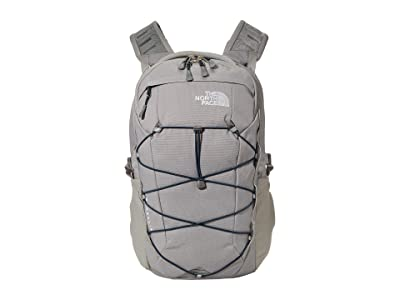 The North Face Himalayan Bottle Source Borealis (Meld Grey/Blue Wing Teal) Backpack Bags