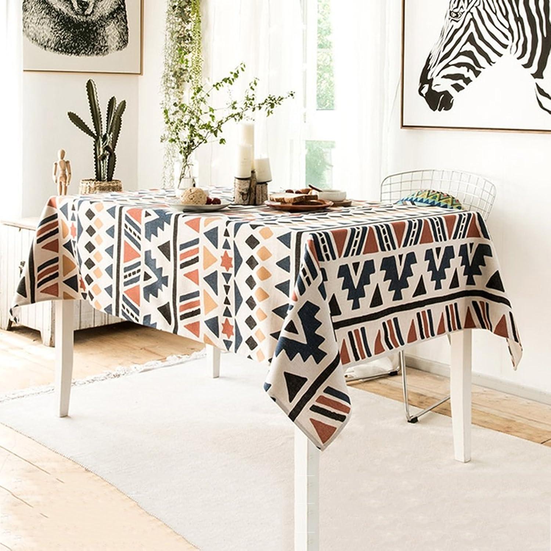 KaiGangHome Tischdecken Moderne Mischtuchtischdecken Kunsttischmattentischdecke   Wohnzimmercouchtischdecke (Größe   140  180cm)