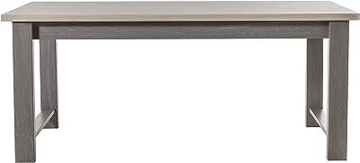 Gami Table rectangulaire, Bois, 90 x 180 x 77 cm