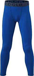 Boy's Compression Pants Baselayer Cool Dry Sports Tights Leggings