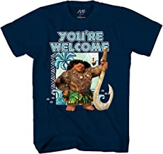 Disney Moana Maui You're Welcome T-Shirt