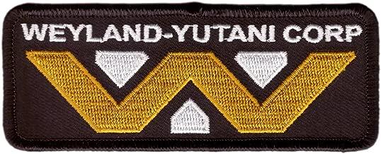 Weyland Yutani Corporation Alien Movie Crew Costume Logo Patch
