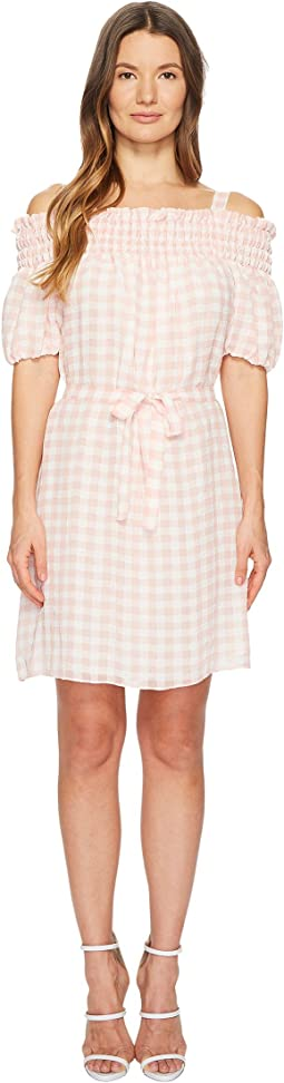 Boutique Moschino - Gingham Dress