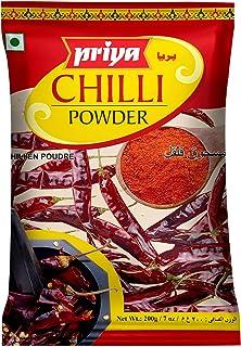 PRIYA FOODS Chilli Powder 200 Gm (Pouch)