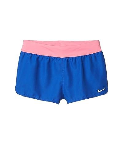 Nike Kids Cover-Up Shorts (Little Kids/Big Kids) (Game Royal) Girl