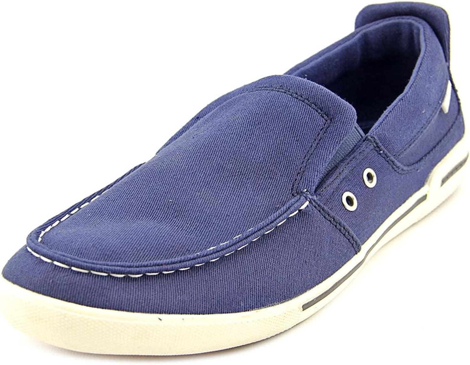 Kenneth Cole Reaction Men's Canvas Fasten Your Anchor Slip On Boat shoes