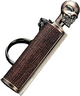 Dragons Breath Immortal Lighter Pack de 2 Excellentes Id/ées Cadeaux kewaii Briquet Dragon Breath Porte-cl/és M/étal Flint Match Stick K/éros/ène Briquet Rechargeable Carburant Non Inclus