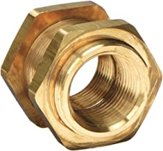 Parker Hannifin 207ACBHS-4 Brass Air Brake-AB Anchor Coupling Fitting, 1/4