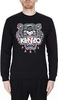 Kenzo Mens Tiger Head Sweatshirt M Black