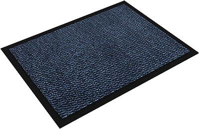 Andiamo Dirt-Trapping mat Doormat, Polypropylene,Blue, 60x80 cm
