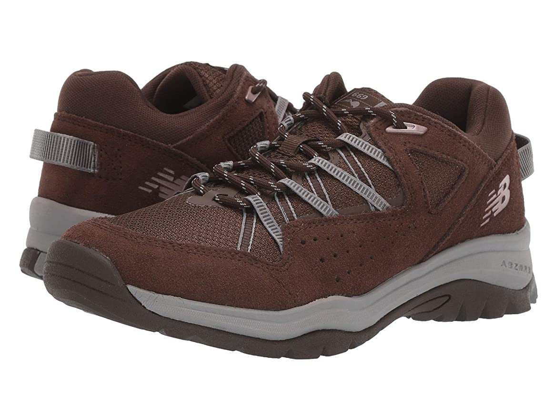量で低下混乱させるレディースウォーキングシューズ?靴 669v2 Chocolate Brown/Chocolate Brown 12 (29cm) D - Wide [並行輸入品]