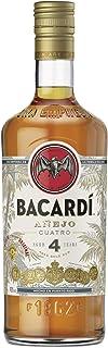 BACARDI Añejo Cuatro Rum, 70 cl