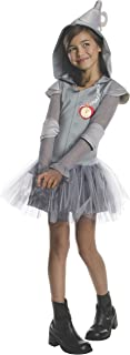 tin man costume for girl