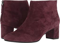 Burgundy Kid Suede