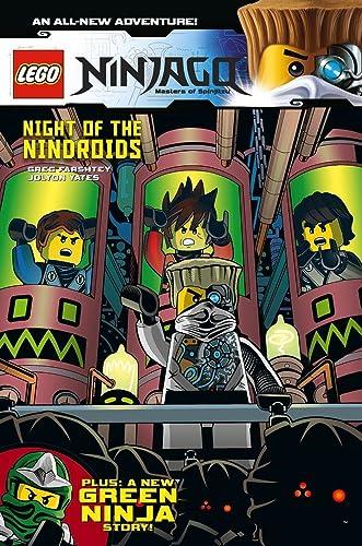 Venta al por mayor barato y de alta calidad. Lego Ninjago Vol.9 Vol.9 Vol.9 - Night Of The Nindroid's by Greg Farshtey (27-Mar-2015) Paperback  compra limitada