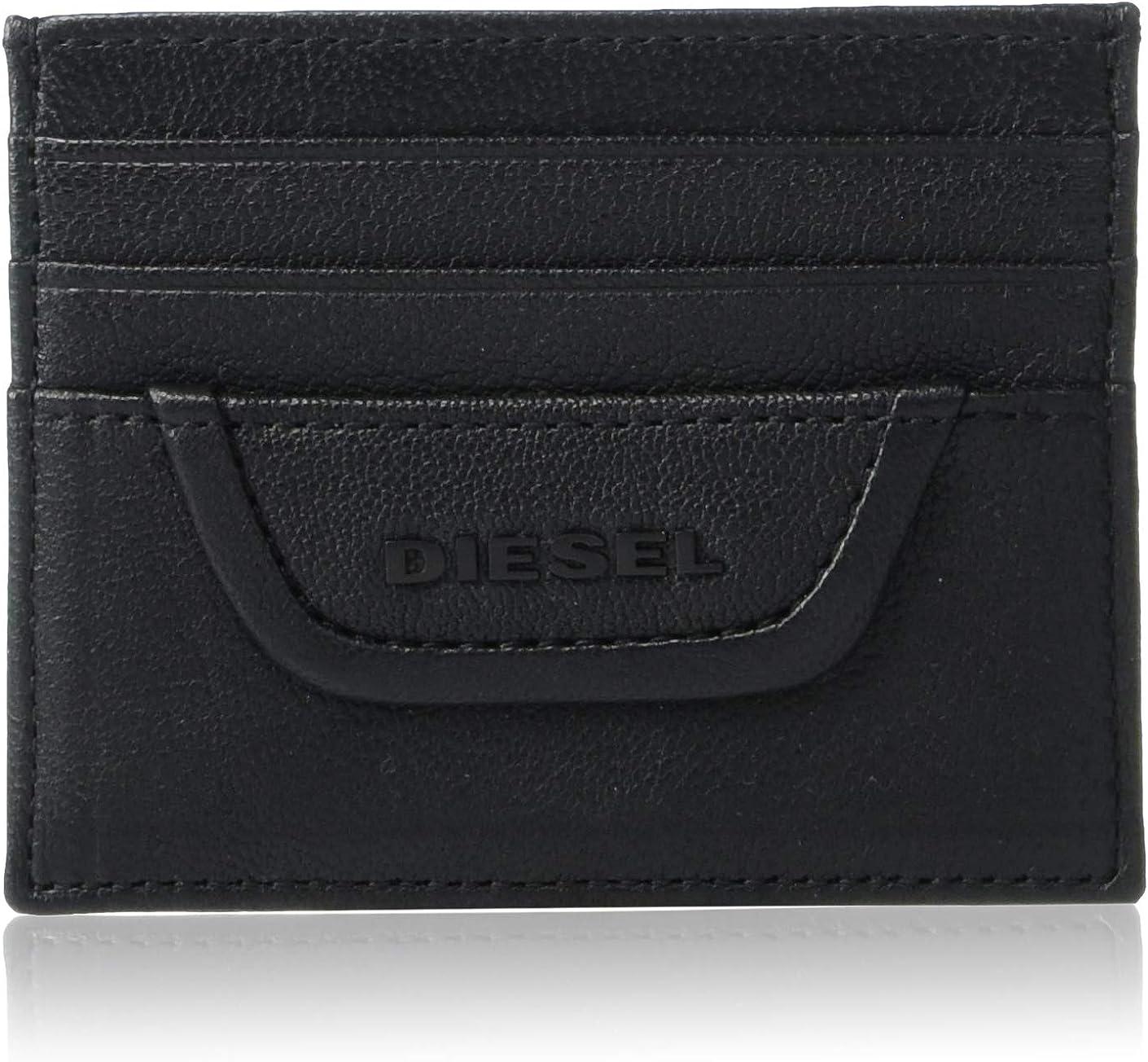 Diesel Men's Arsie Johnas Ii-Card-Holder