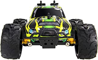 Geekper S620 Remote Control RC Truck 2.4 GHz PRO System Monster Truck 1:16 Scale Size Green