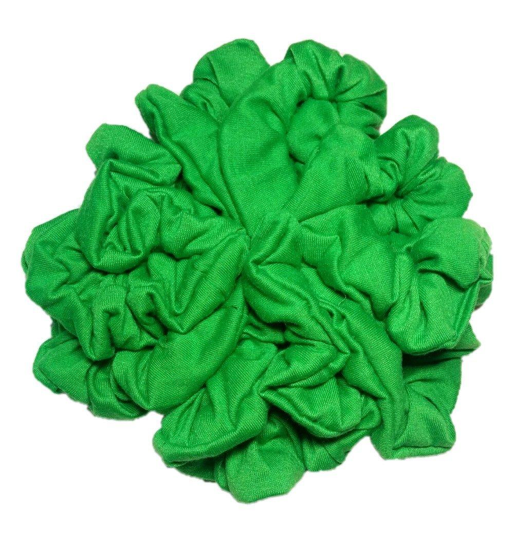 Zero Waste 3 pk Scrunchie Set PinkPurpleNeutral Tie Dye