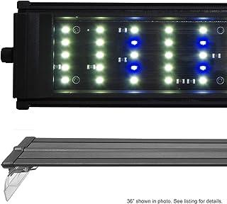 Beamswork DA 6500K 0.50W Series LED Pent Aquarium Light Freshwater Plant Discus