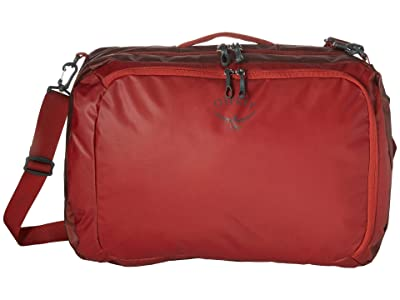 Osprey 40 L Transporter Global Carry-On Bag (Ruffian Red) Luggage