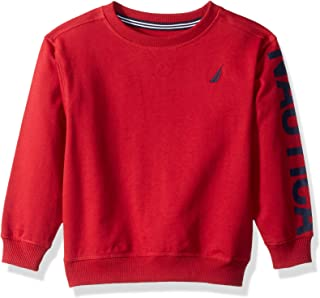 Nautica Boys' French Terry Pullover