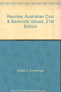 Renniks: Australian Coin & Banknote Values, 21st Edition
