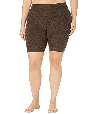 Beyond Yoga Plus Size High Waisted Biker Shorts