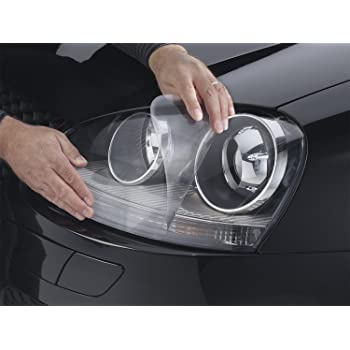XPEL H0128 Clear Headlamp and Fog Lamp Protection Kit Weathertech