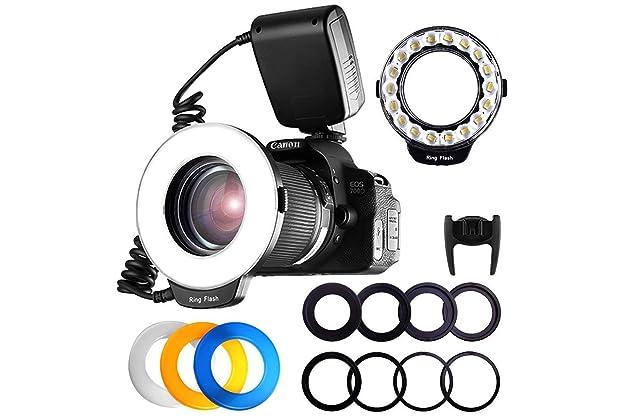 Best ring light for dslr | Amazon com