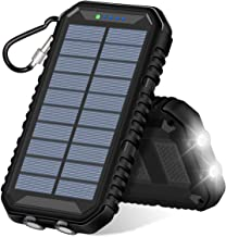levin solar charger 15000mah