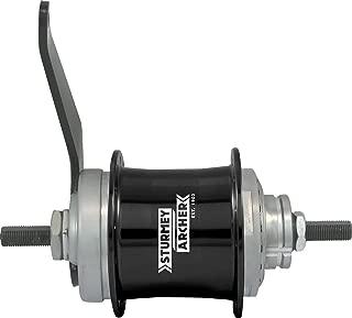 Sturmey-Archer S2C Kick-Shift Hub Kit 32h 116mm Black