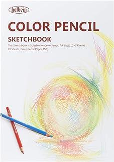 ホルベイン 色鉛筆画用スケッチブック YCP-A4 271202