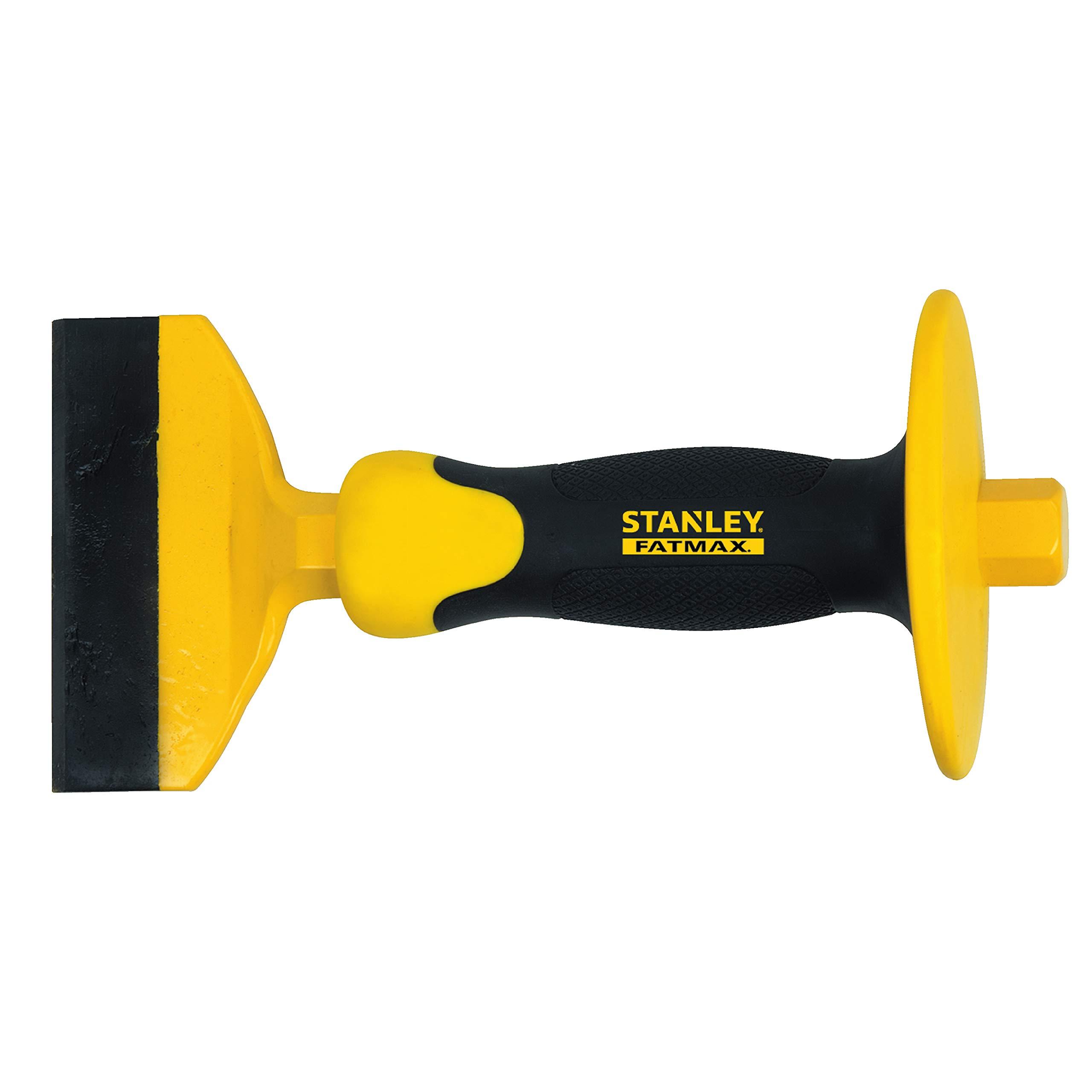 Cincel para ladrillos FatMax con Protector 100 x 215mm STANLEY 4-18-328