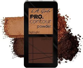 L.A Girl Deep Pro Contour Powder, Multicolor, 5.6g