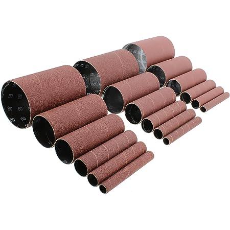 4x9 Aluminum Oxide 220j Pump Sander Sleeve A/&H Abrasives 918713 Aluminum Oxide, j-Weight Pump Sleeves Sanding Sleeves 10-Pack,abrasives