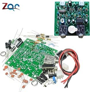 12V Power HAM Radio 40M CW Shortwave QRP Pixie Transmitter Receiver Module 7.023MHz-7.026MHz for DIY Kit